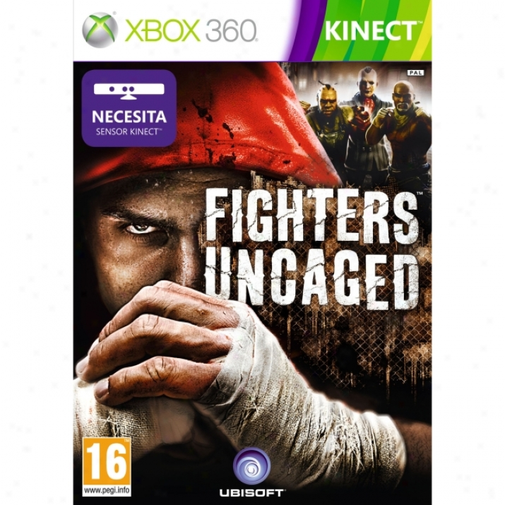 Ubisoft Fighters Uncaged