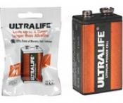Ultralife Long Life Lithium General Purpose Battery