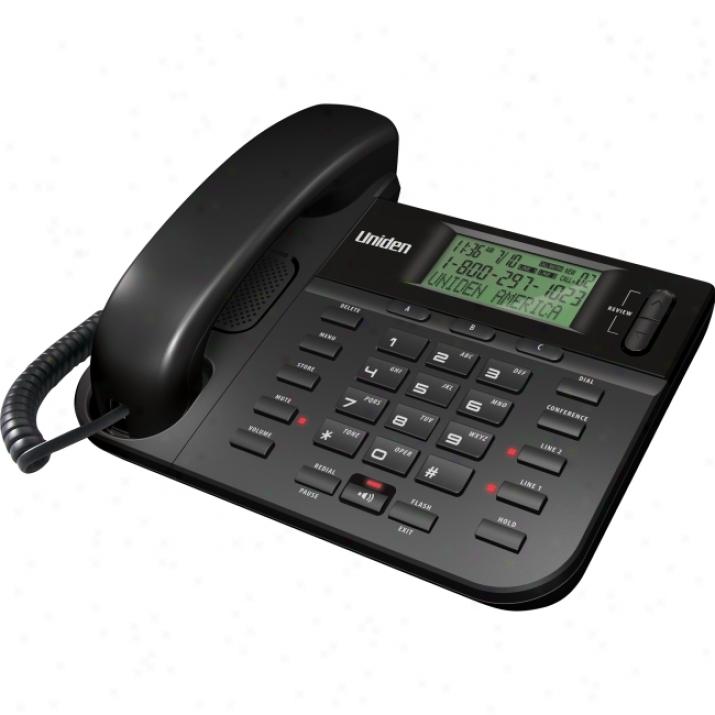 Uniden 3162bk Standard Phone