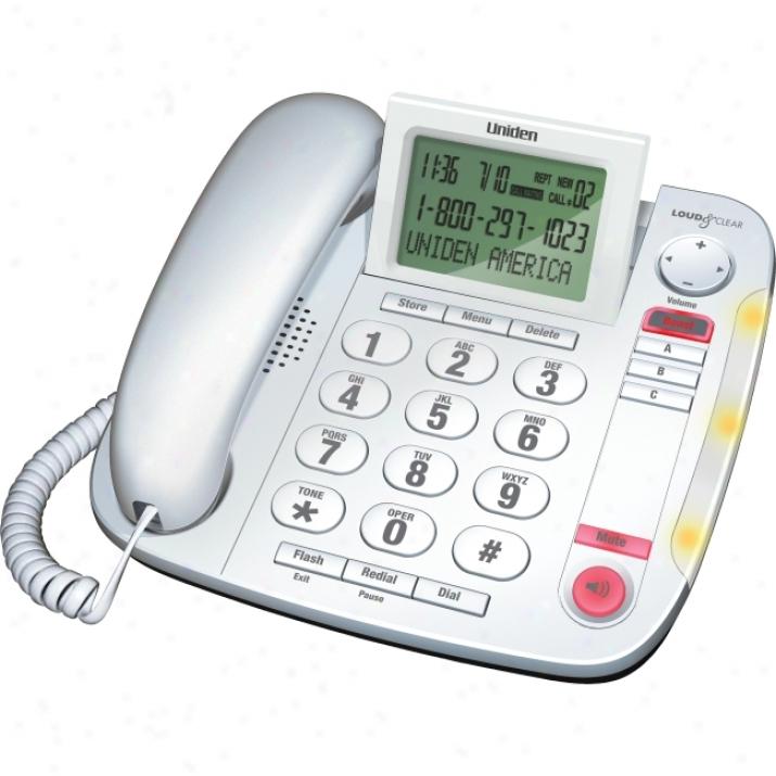 Uniden Cez260 Standard Phone