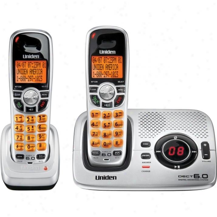 Uniden Dect1580-2 Cordless Phone