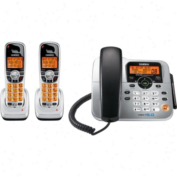 Uniden Dect1588-2 Cordd/cordless Phone
