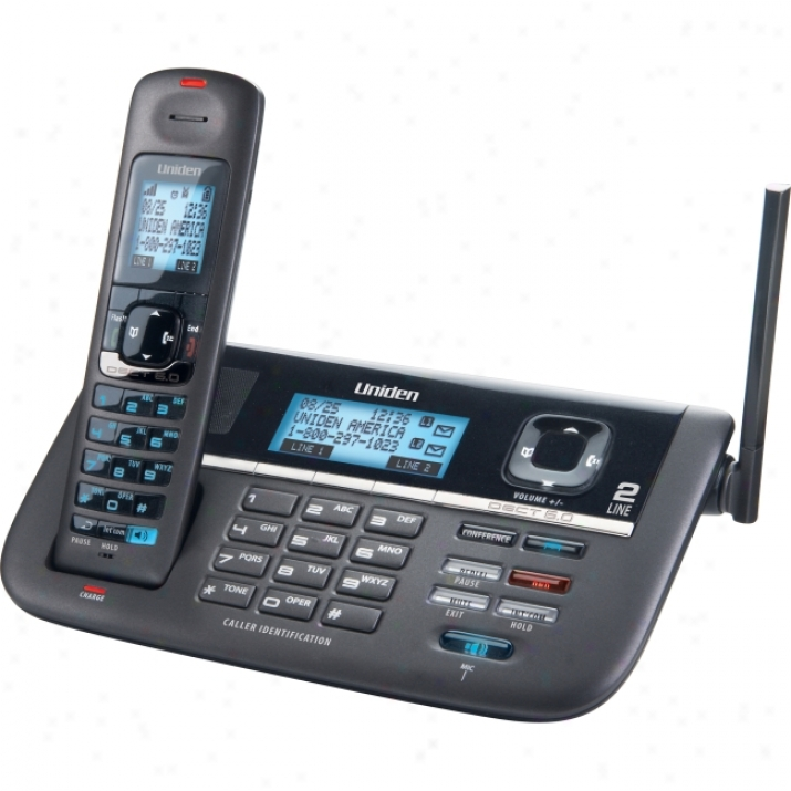 Uniden Dect4066 Cordless Phone