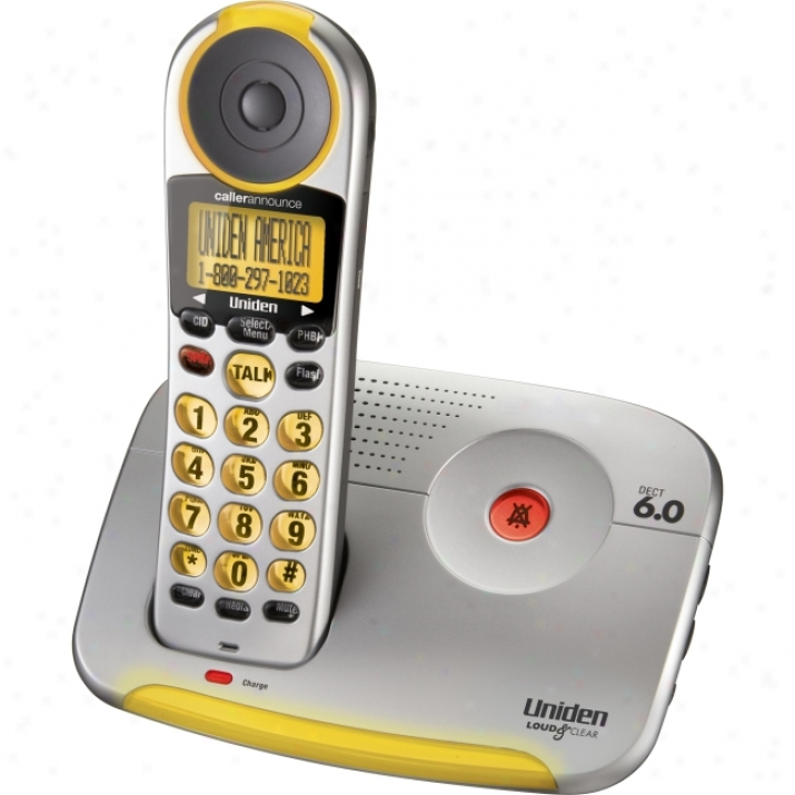 Uniden Ezi2996 Corddless Phone
