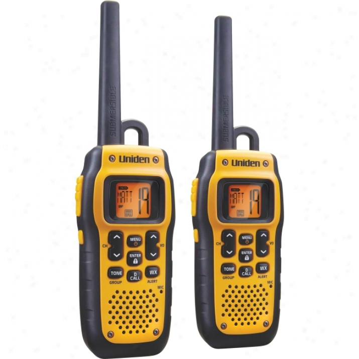 Uniden Gmr2872-2ck Two Road Radio