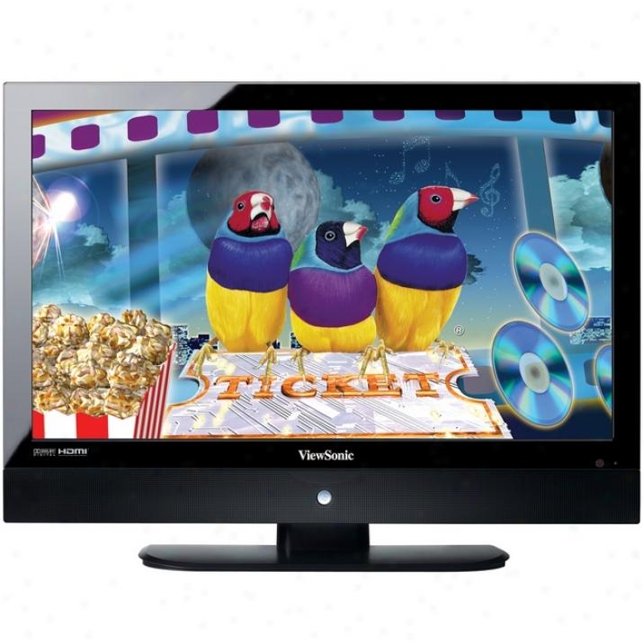 "Viewsonic N4285p 42"" Lcd Tv"