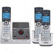 Vtech Ds6121-3 Dect 6.0 Cordless Phone System