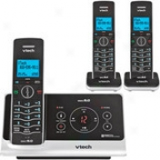 Vtech Ls6225-3 Expandable Three Handset Cordless Phone