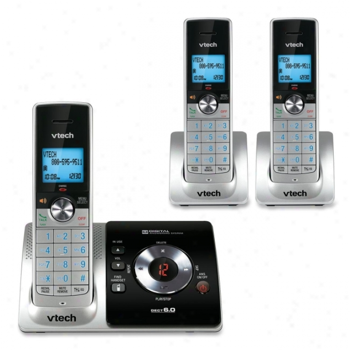 Vtech Ls6325-3 Cordless Phone