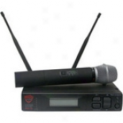 Wireless Uhf Handheld Microphone System