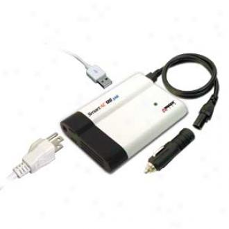 120 Watt Smartac Usb Inverter