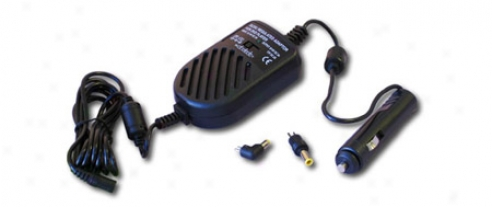 30a Dc/dc Regulated Adaptor For Dvd, Camera And Handheld Video Games