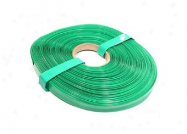 """3/4"""" (19mm) Inch Shrink Wrap Tube - Green"""