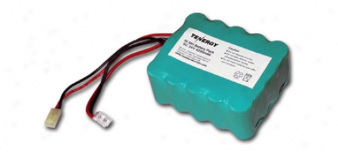 At: 24v 4290mah Square Nimh Battery For E-bikes, Scooters And Robots