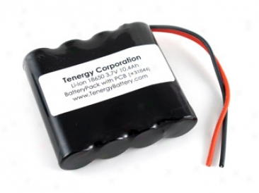 At: Li-ion 18650 3.7v 10400mah Take ~s By Verge Battery Module With Pcb