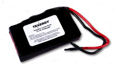 At: Tenergy 11.1v 3000mahL ipo Pcb Protected Rechargeable Battery Pack W/ Bare Leads