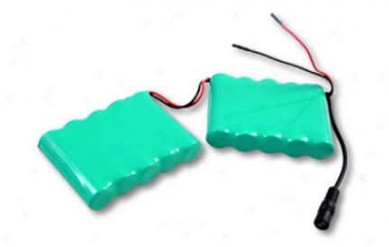 At: Tenergy 12v 3800mah Flat Nimh Dc Power Battery Pack