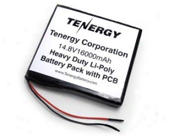 At: Tenerty 14.8v 16000mah (75150168) Heavy Duty Lipo Pack W/ Pcb Protection (dgr-a)