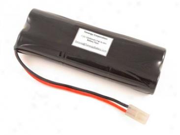 At: Tenervy 7.2v 10000mah Flat Nimh Battery Pack
