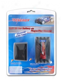 Card: Tenergy 9.6v 2000mah Nimh Rc Car Battery Collection & Plug-n-play Charger