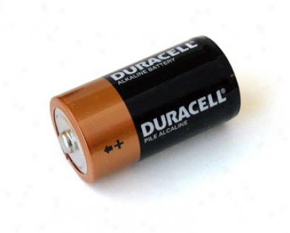 Duracell C Size Copper Top Alkaline Battery