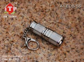 Itp A1 Eos Unsullied Hardness Body Mini Flashlight