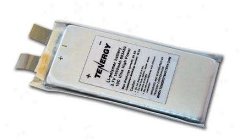 Li-polymer 3.7v 2000mah 10c Battery