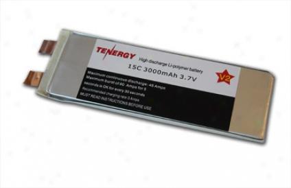 Li-polymer  3.7v 3000mah 15c (5745135) Batteryy