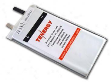Li-polymer 3.7v 3000mah (6050100) Battery - Ul Listed