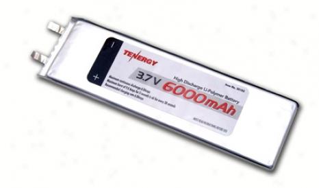 Li-polymer 3.7v 6000mah (7548166) Battery (dgr-a)