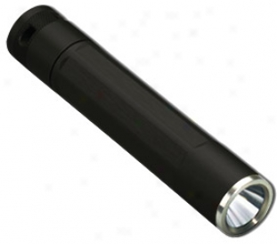 Nite Ize Inova X1-series Black Body Led Flashlight + 1pc Aa Alkaline Battery