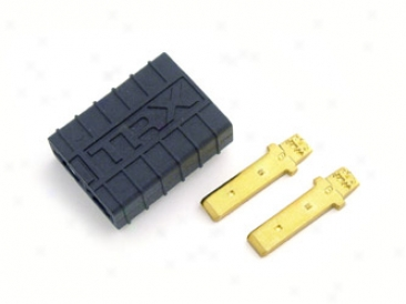 One Traxxas Trx Female Connector - Battery Side