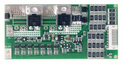 Protection Circuit Module For 25.9v Li-ion/poly Battery Packs 6a Working (100a Cut-off)