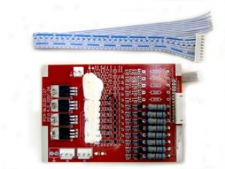 Protection Circuit Module For 29.6v Li-ion Battery Pack (15a Limit)