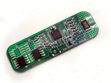 Protection Circuit Module (pcb) For 14.8v Li-iom Battery Packs 5a Working (5.7a Cut-off)