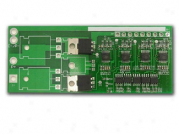 Protection Circuit Module (pcb) Toward 25.9v Li-ion/li-polymer Battery Pack (7 Cells 10a Limit)