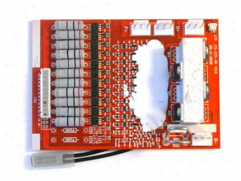 Protection Circuit Module (pcb) Because of 40.7v Li-ion Battery Packs