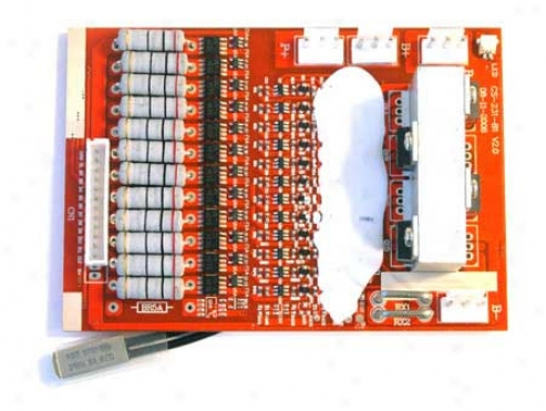 Protecrion Circuit Module (pcb) For 44.4v Li-ion Battery Packs