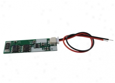 Protection Circuit Module (pcb) For 7.2 To 7.4v Li-po & Li-ion 18650 / 18500  Battery Packs (7a Lumit)