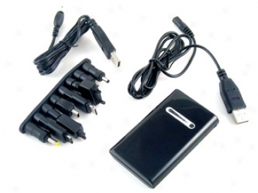 T-280 Portable Charger Pack (li-ion Power Pack) For Cell Phones & Portable Devices