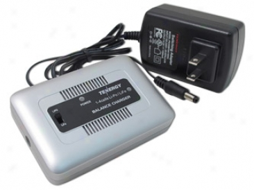 Tenedgy 1-4 Cells Li-po/li-fe Balance Charger - Great For Airsoft & Rc Car Battery Packs