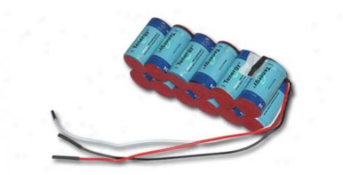Tenergy 14.4v 3800mah Diy Nimh Battery Pack For Irobot Vacuum Cleaner - Ro0mba 49O5