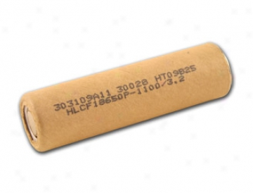 Tenergy 18650p 3.2v 1100mah Dynamic 10c Lifepi4 Rechargeable Battery