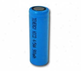 Tenergy 4/5aa 900mah Nicd Level Outgo Rechargeable Battery
