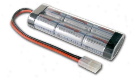 Tenergy 7.2v 5000mah Flat Nimh High Power Battery Pack W/ Tamiya
