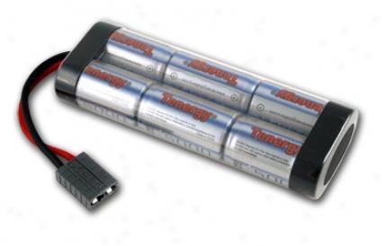 Tenergy 7.2v 5000mah High Power Flat Nimh Battery Packs W/ Traxxas Connnector