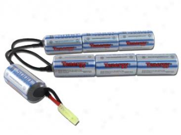 Tenergy 8.4v 5000mah Crane Stock Nimh Battery Pack In spite of Airsoft