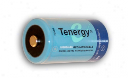 Tenergy D 10000mah Nimh Rechargeable Battery