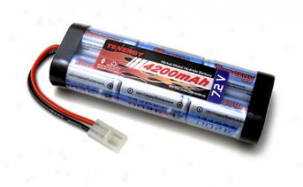 Tenergy Propel 7.2v 4200mah Flat Nimh Battery Packs W/ Tamiya