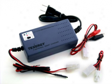 Tenergy Smart Universal Charger On account of Nimh/nicd Battery Packd: 7.2v - 12v